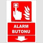 EF1509 - Alarm Butonu, Aşağıda
