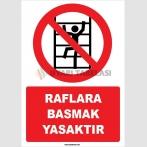 EF1558 - Raflara Basmak Yasaktır