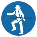 EF1705 - Emniyet Kemeri İşareti/Levhası/Etiketi