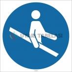 EF1720 - Trabzana Tutunun İşareti/Levhası/Etiketi