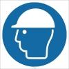 EF1731 - Baret İşareti/Levhası/Etiketi