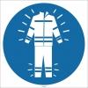 EF1749 - Reflektörlü Giysi İşareti/Levhası/Etiketi