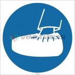 EF1779 - Galoş İşareti/Levhası/Etiketi