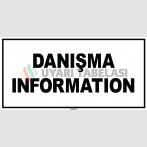 EF1886 - Türkçe İngilizce Danışma Information