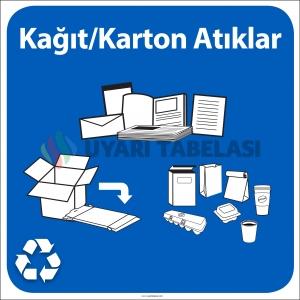 EF2076 - Kağıt/Karton Atıklar