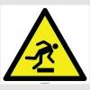 EF2090 - Dikkat Tökezleme Düşme Tehlikesi İşareti