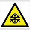 EF2093 - Dikkat Düşük Sıcaklık / Donma Tehlikesi İşareti