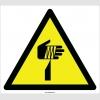 EF2114 - Dikkat Keskin/Kesici Cisim İşareti