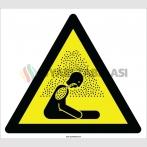 EF2128 - Dikkat Boğulma Tehlikesi İşareti