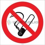 EF2148 - Sigara İçmek Yasaktır İşareti