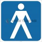 EF2162 - Bay WC (Tuvalet) İşareti