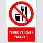 EF2218 - Yemek ve İçmek Yasaktır