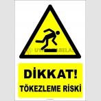 EF2220 - Tökezleme düşme riski