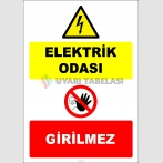 EF2239 - Elektrik Odası, Girilmez