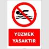 EF2262 - Yüzmek Yasaktır