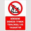 EF2340 - Birisini Denize İtmek Tehlikeli ve Yasaktır