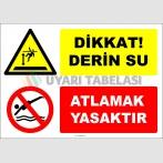 EF2386 - Dikkat! Derin Su, Atlamak Yasaktır