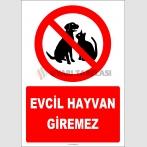 EF2463 - Evcil Hayvan Giremez