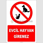 EF2464 - Evcil Hayvan Giremez