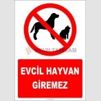 EF2481 - Evcil Hayvan Giremez