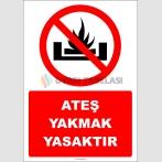 EF2485 - Ateş Yakmak Yasaktır
