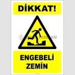 EF2489 - Dikkat! Engebeli Zemin