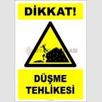 EF2490 - Dikkat! Düşme Tehlikesi