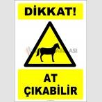 EF2491 - Dikkat! At Çıkabilir