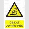 GI1029 - Dikkat devrilme riski