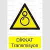 ME1023 - Dikkat transmisyon
