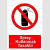 ME2020 - Sprey kullanmak yasaktır