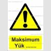GI1139 - Maksimum yük .....