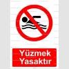 KT2013 - Yüzmek yasaktır
