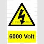 E 1087 - 6000 volt
