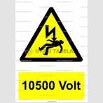 E 1108 - 10500 volt