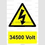 E 1187 - 34500 volt