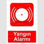 YM 6004 - Yangın alarmı