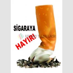 AT 1043 - Sigaraya Hayır