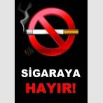 AT 1058 - Sigaraya Hayır