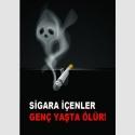 AT1045 - Sigara İçenler Genç Yaşta Ölür