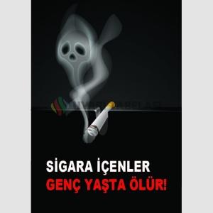AT 1045 - Sigara İçenler Genç Yaşta Ölür