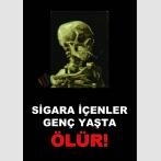AT 1069 - Sigara İçenler Genç Yaşta Ölür