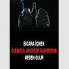 AT1078 - Sigara İçmek Ölümcül Akciğer Kanserine Neden Olur