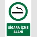 AT1056 - Sigara İçme Alanı