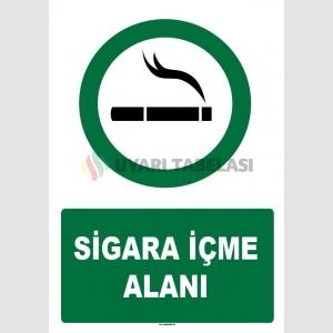 AT 1056 - Sigara İçme Alanı