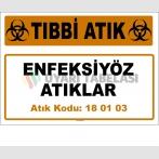 A 180103-2 - Enfeksiyöz Atıklar
