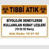 A180102-3 - Biyolojik Deneylerde Kullanılan Kobay Leşleri