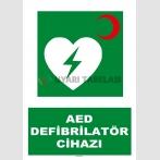 AT 1127 - AED Defibrilatör Cihazı