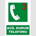 AT1132 - Acil Durum Telefonu