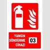 AT1142-3 Nolu Yangın Söndürme Cihazı